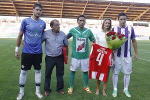El Real Valladolid se adjudica el primer Memorial Agustín Villar