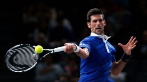 ATP Parigi-Bercy, Djokovic doma Wawrinka e vola in finale