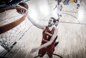 Eurobasket 2017: quinteto ideal, día 3