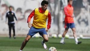 Cancelo y Gayà empiezan la semana con el grupo y apuntan al Camp Nou