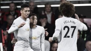 United y un triunfo que suma