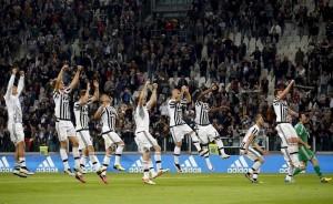 La Juventus, campeona de la Serie A 2016