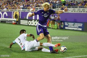 Cyle Larin's Goal In The 90th Minute Launches Orlando City Over Ponte Preta