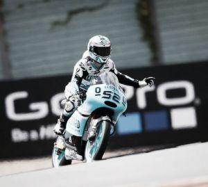 Moto 3: Danny Kent vince in solitaria il Gp di Germania
