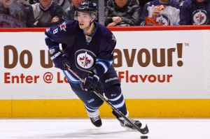 Alexander Burmistrov Goes From Potential Dud To Stud, Wins Game Late For Winnipeg Jets