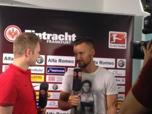Seferovic signs for Eintracht Frankfurt