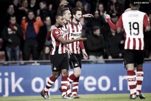 El PSV se relaja y empaña una buena primera parte