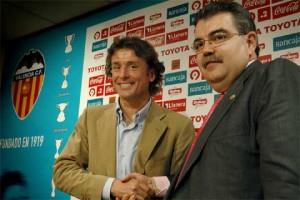 """Carboni: """"En su momento, Sneijder y Ancelotti pudieron firmar por el Valencia"""""""