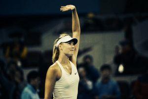 Maria Sharapova se hará presente en el Abierto Mexicano