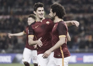 La Roma sentencia a la Fiorentina en una hora