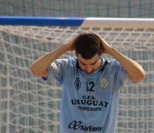 Se consuma el descenso del Uruguay Tenerife