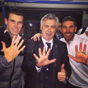 """Ramos: """"Ancelotti es el patrón del Real Madrid"""""""