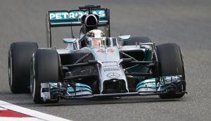 F1 Spa-Francorchamps: Hamilton comanda nelle libere 2, Alonso terzo