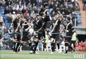 Real Madrid - Rayo Vallecano, puntuaciones del Rayo Vallecano; jornada 16 de la liga BBVA
