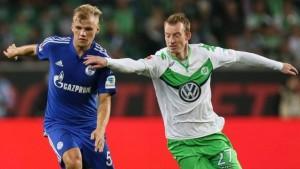 El Schalke se afianza en la pelea