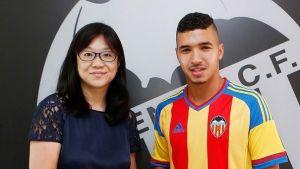 Zakaria Bakkali nuevo jugador del Valencia C.F.
