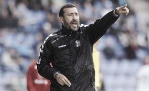 """Raúl Agné: """"Ante el Lugo hay que jugar como si cada balón fuese el último"""""""