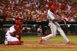 Toronto Blue Jays Acquire John Mayberry Jr. From Philadelphia Phillies