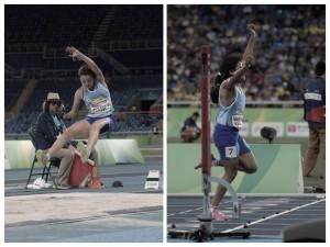 Paralimpicos 2016: Martínez e Ibáñez tuvieron su debut