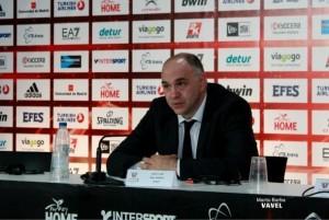 """Laso: """"Khimki tiene un juego exterior de los más talentosos de Europa"""""""
