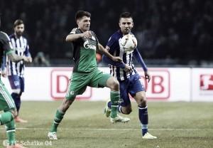 Resultado Hertha vs Schalke en vivo y en directo online en Bundesliga 2016