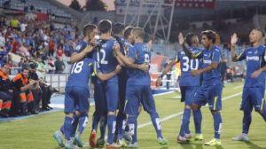 Getafe – Málaga: puntuaciones del Getafe, jornada 4 de la Liga BBVA