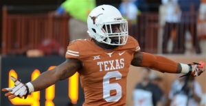 Lions Select Quandre Diggs, Cornerback From Texas 200th Overall