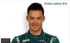 F1 Spa-francorchamps: André Lotterer e Max Verstappen i due nomi nuovi