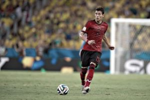 Juventus looking at Mexican International Hector Moreno