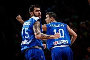 Eurobasket 2017- Sfida vintage tra Russia e Grecia
