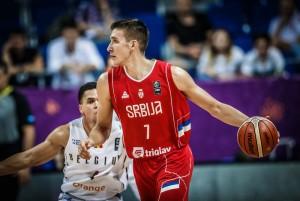 EuroBasket 2017 - La Serbia passeggia contro un Belgio già eliminato