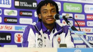 Montella: Cuadrado will not leave Fiorentina