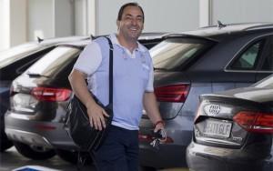 """Xavier """"Mágico"""" Díaz: """"Entendemos que el Espanyol no pueda tener siempre un dorsal menos"""""""