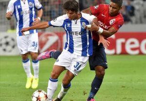 Cedidos Atlético de Madrid: Óliver Torres se asienta en Oporto