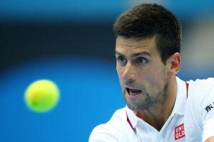 Djokovic y el idilio chino