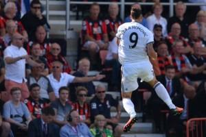 Premier League, il Manchester United c'è: 1-3 contro il Bournemouth
