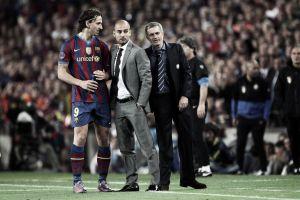 Inter, cinque anni fa l'impresadi Barcellona