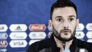 """Hugo Lloris: """"Superamos la presión del primer partido"""""""