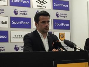 """Marco Silva left frustrated after """"surprise performance"""" against Sunderland"""