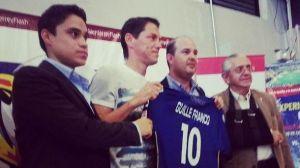 Guillermo Franco jugará en el Monterrey Flash