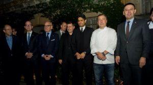 Las directivas de Barça y PSG cenaron en el Celler de Can Roca