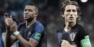 Cara a cara: Kylian Mbappé - Luka Modrić
