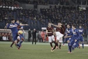 La Roma sufre, pero logra una nueva victoria