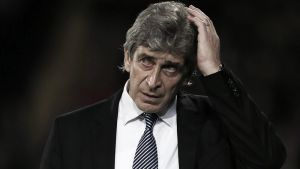 """Pellegrini: """"Siempre que pierdes puntos es un golpe duro"""""""