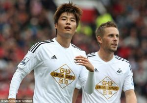 Has Sung-Yueng found the Ki to success at Swansea?
