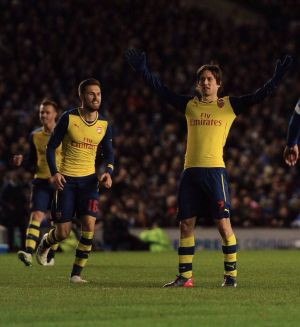 Arsenal's Star Man of the Week: Tomas Rosicky