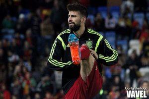 Azulgranas por el mundo: Piqué se prepara para el Barça
