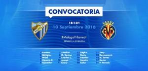 Juande convoca a 20 jugadores para el partido contra el Villarreal