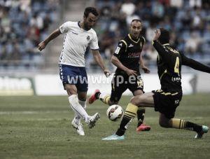 CD Tenerife - Real Zaragoza: puntuaciones del Tenerife, jornada 32