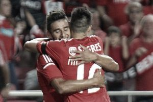 Valencia interested in Benfica pair Gaitán and Salvio